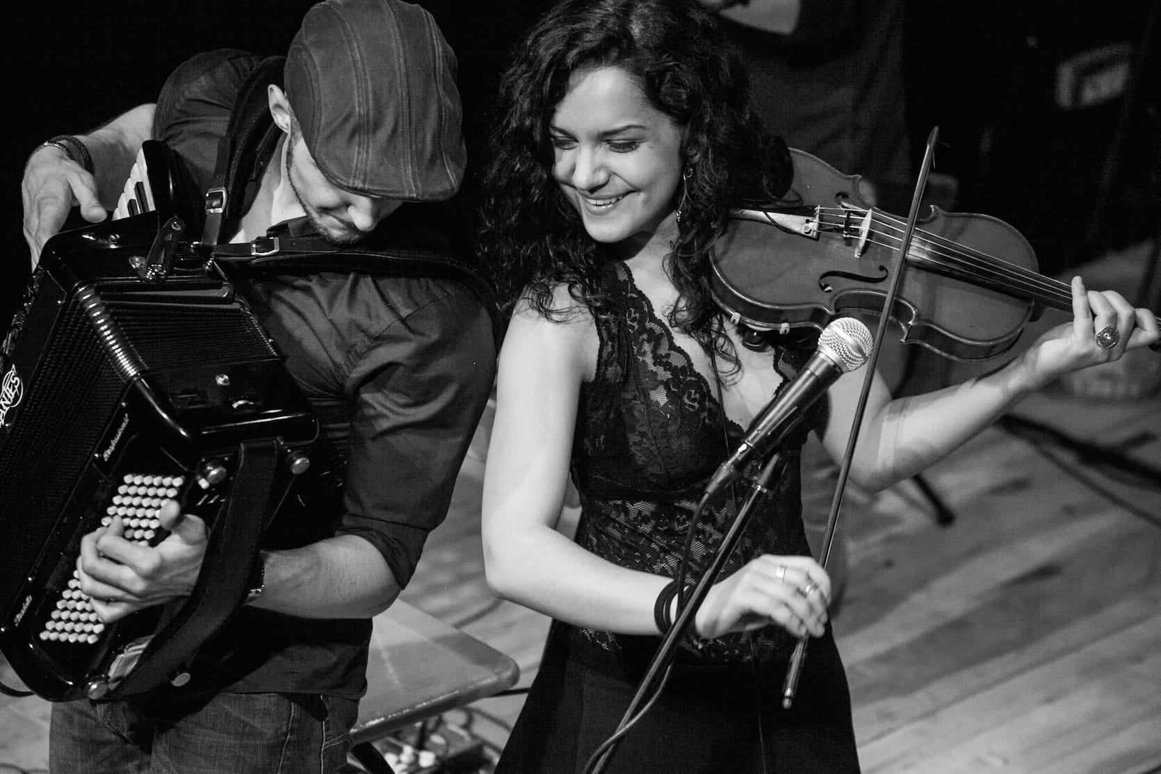 Alzamantes, Folk, Folk Rock, Balfolk, Dario Tornaghi