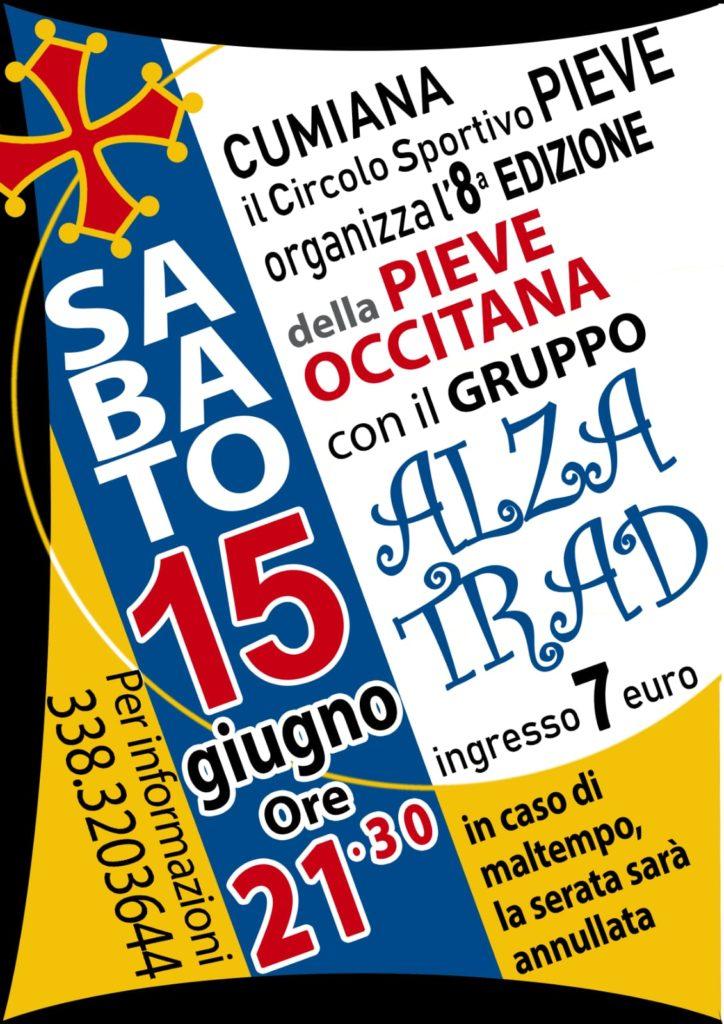 Alza Trad, Pieve Occitana